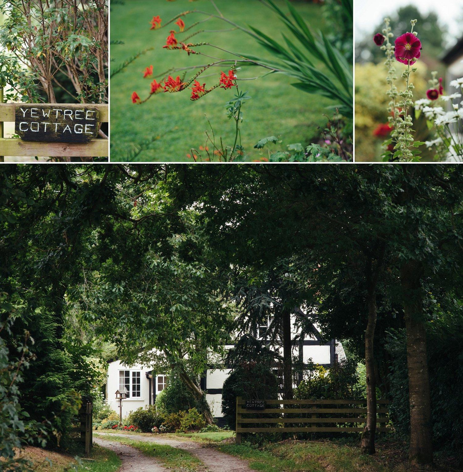 Yee Tree Cottage, Bearwood, near Pembridge Herefordshire