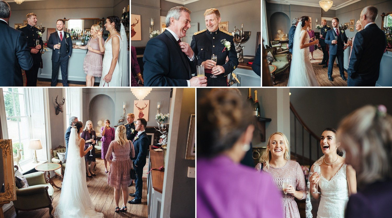 Weddings at Glewstone Court